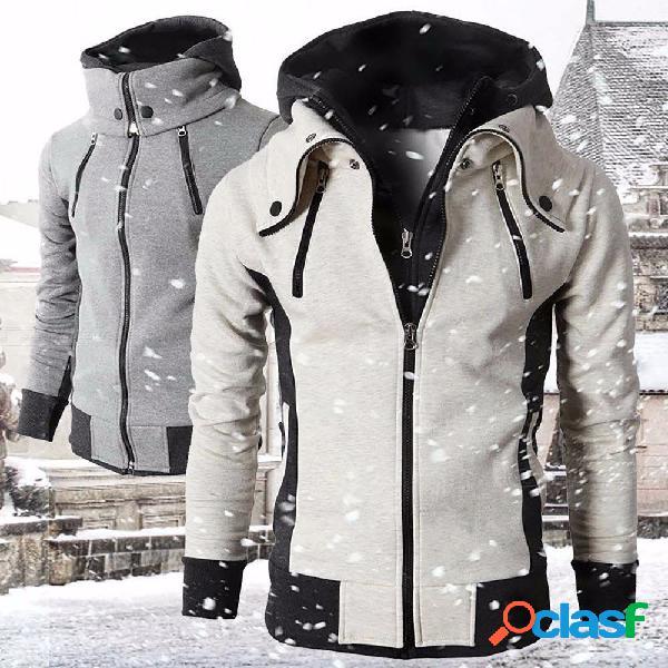 Otoño invierno chaqueta de bombardero para hombre outwear casual abrigos rompevientos chaqueta de moda masculina chaqueta de la universidad