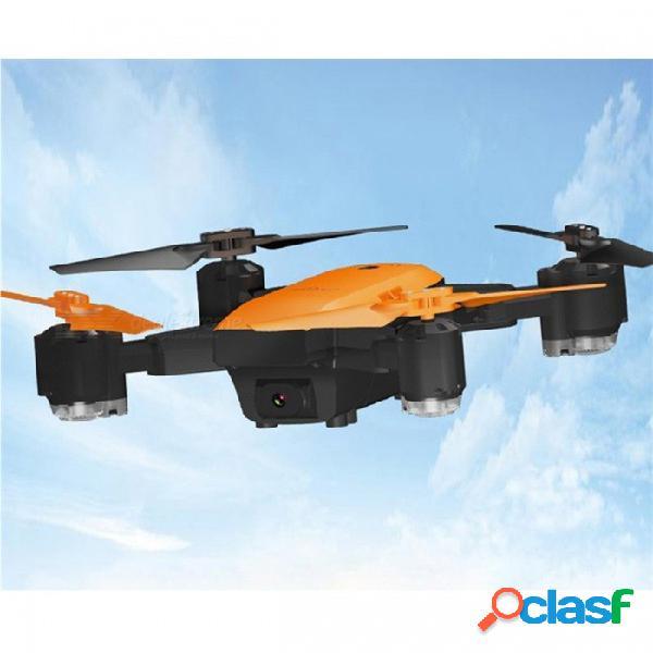Le idea7 4 canales gps fpv hd cámara 1080p hover rc altura mantener remoto cuatro ejes de avión naranja