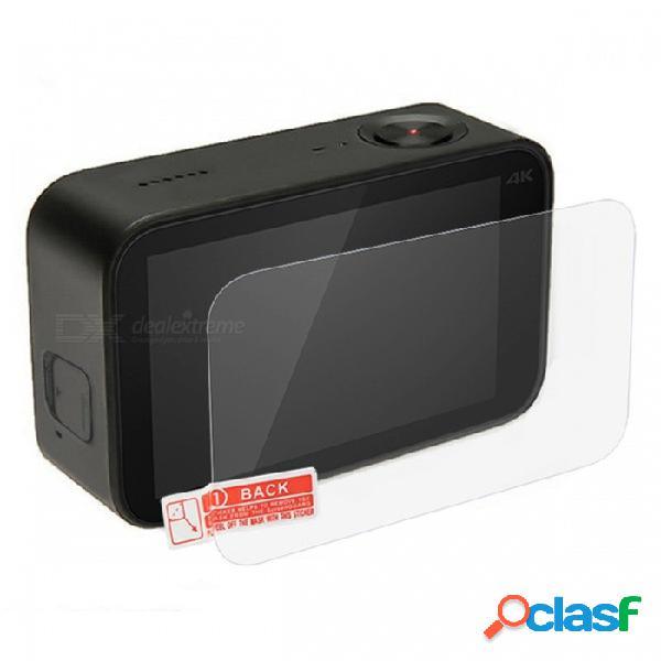 Película protectora de cristal moderada curvada ultrafina de la pantalla de 9h 0.26mm para la cámara 4k de xiaomi mijia
