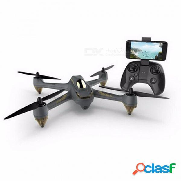 Hubsan h501m x4 waypoint motor sin escobillas gps wifi fpv w / 720p cámara hd modo sin cabeza app rc drone quadcopter interruptor de modo rtf