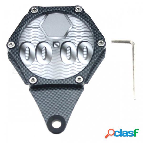 Partes de la aleación de aluminio impermeable hexagonal porta disco de impuestos hexagonal modificado