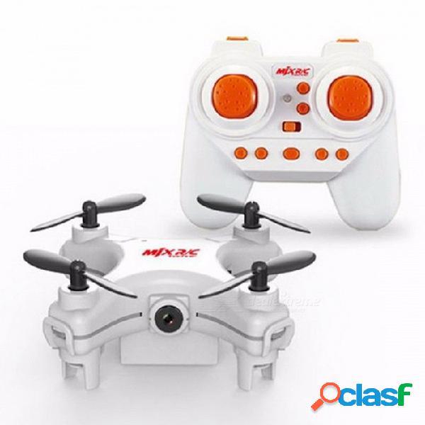 Mjx x-series x905c 2.4g 4ch giroscopio de 6 ejes con cámara modo sin cabeza mini rc quadcopter rtf vs jjrc h36 cheerson cx10 wd modo 2
