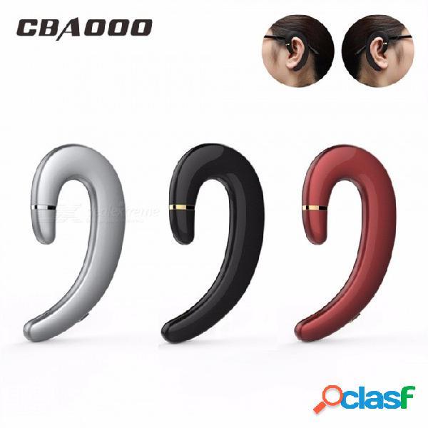 Auriculares inalámbricos a prueba de agua, auriculares inalámbricos bluetooth, auriculares deportivos auriculares de conducción ósea
