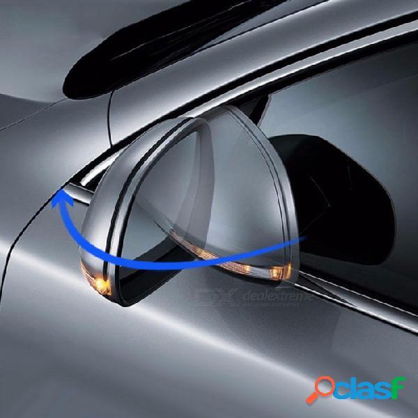 Universal 12v sistema de plegado del espejo lateral del auto auto kit de plegado del espejo lateral universal car car styling accesorios del coche negro