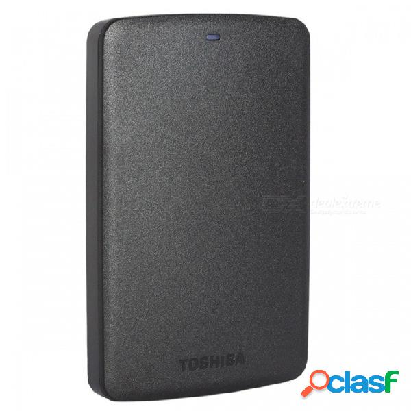 "Toshiba hdtb320yk3ca portátil usb 3.0 2.5 ""2tb unidad de disco duro externa hdd portátil para computadora portátil de escritorio pc"