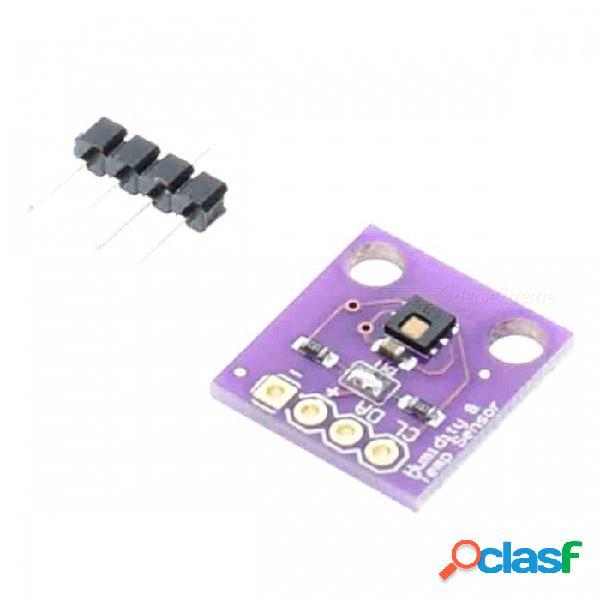 Produino gy-213v-hdc1080 i2c módulo de sensor de temperatura de humedad de baja potencia digital de alta precisión