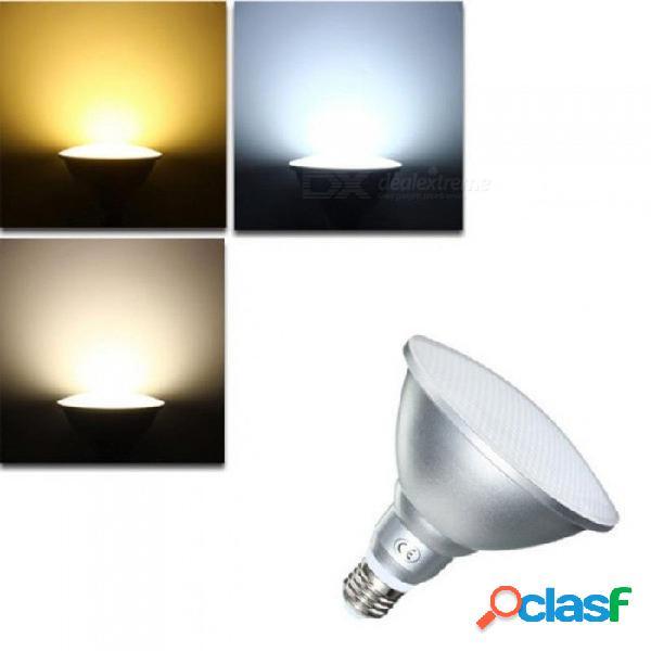 9w / 12w / 18w e27 par20 par30 par38 impermeable ip65 led lámpara de bombilla de luz de iluminación interior regulable ac85-265v sí / par20 9w / blanco natural 4000k