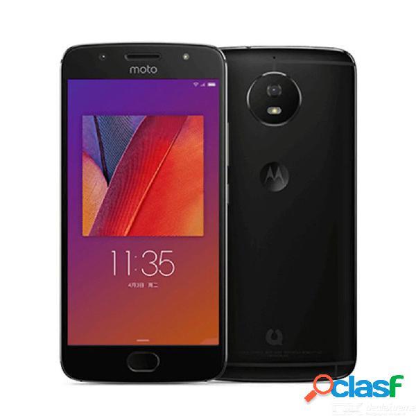 Motorola green pomelo mobile phone xt1799-2 5.2 inch 1920*1080 4gb ram 32gb rom snapdragon 8937 octa core zui 3.1 os nfc