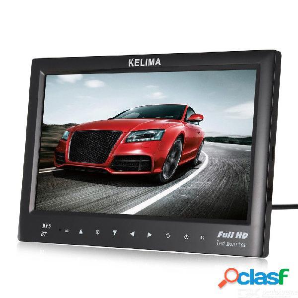 Kelima monitor de coche de 7 pulgadas monitor táctil de 2 vías con pantalla táctil mp5 pantalla de coche bluetooth compatible con tf usb