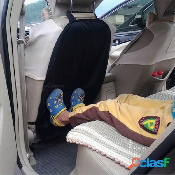 La cubierta de la cubierta del protector del asiento del coche del cuidado del coche del automóvil previene la estera del retroceso de los niños