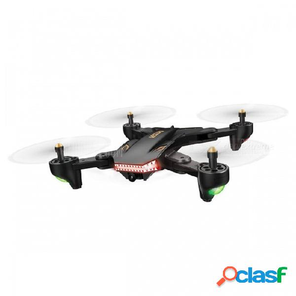 Tianqu visuo xs809s wifi cámara fpv rc drone quadcopter 720p cámara gran angular con modo de retención de altitud