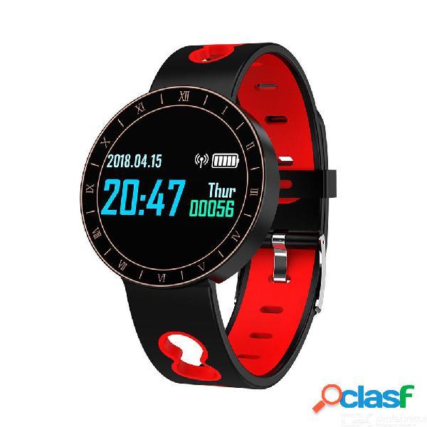 A8 pulsera inteligente ip67 a prueba de agua deporte presión arterial fitness rastreador soporte android 5.0 ios 9.0 bluetooth 4.0