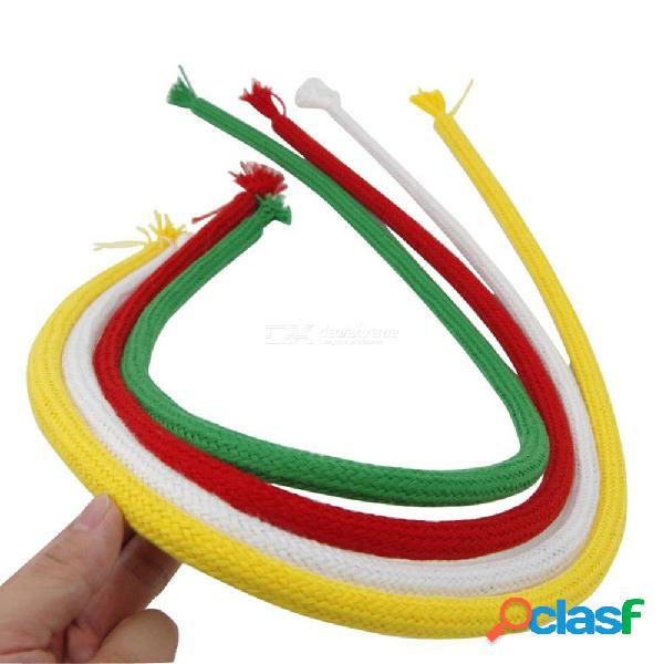 Creativa novedad colorido plástico indio cuerda suave que se transforma en juguetes educativos para la etapa apoyos mágicos color aleatorio