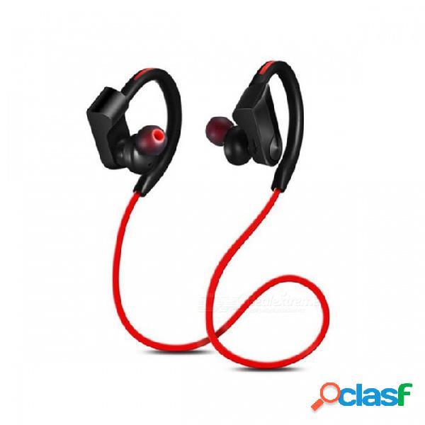 K98 deportes en la oreja auricular inalámbrico bluetooth earhook auriculares auriculares estéreo con micrófono para iphone samsung xiaomi