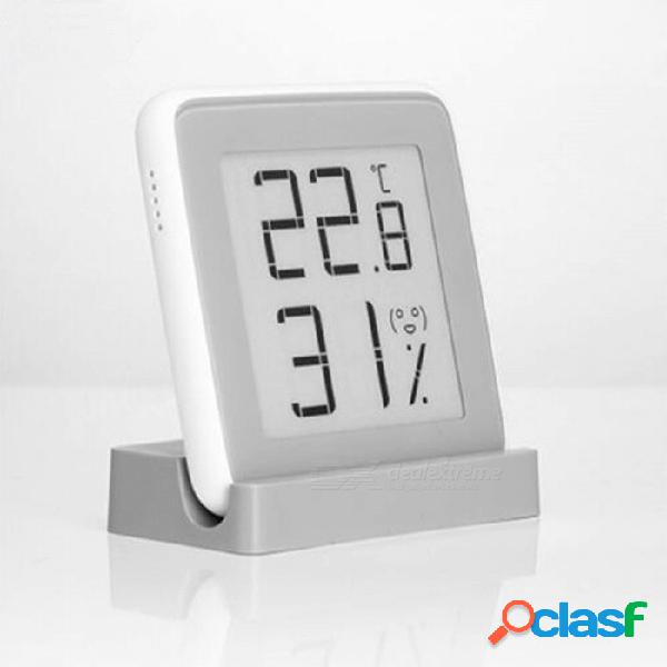 Xiaomi miaomiaoce medidor de humedad digital e-ink pantalla lcd termómetro de alta precisión sensor de humedad de temperatura