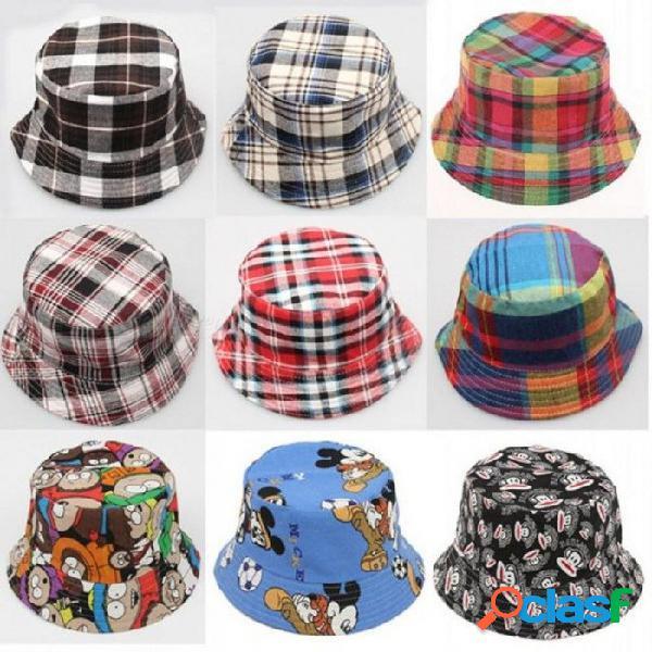 Niños sol enrejado acogedor cubo sombrero niños gorra lnfant visera sombreros de verano gorras algodón suave bebé sol sombrero color 11
