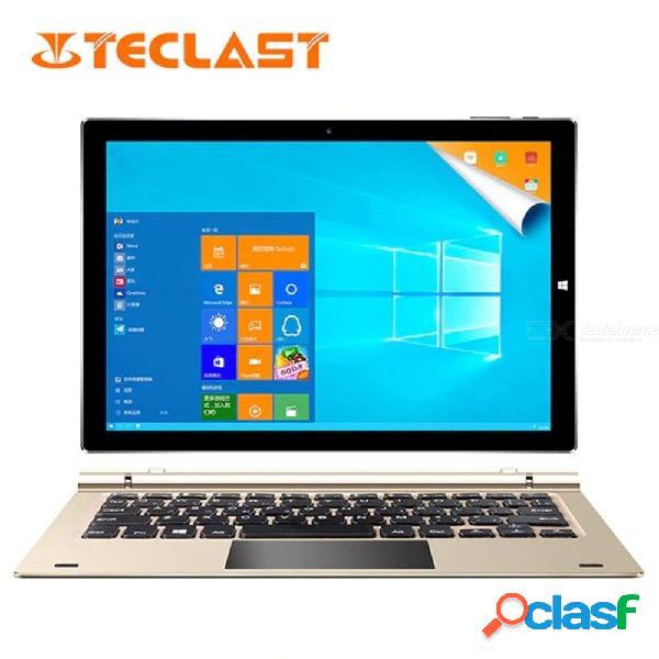 Teclast tbook 10s 10.1 pulgadas tabletas 1920 * 1200 android 5.1 windows 10 quad core 4gb / 64gb intel cherry trail z8350 tablet