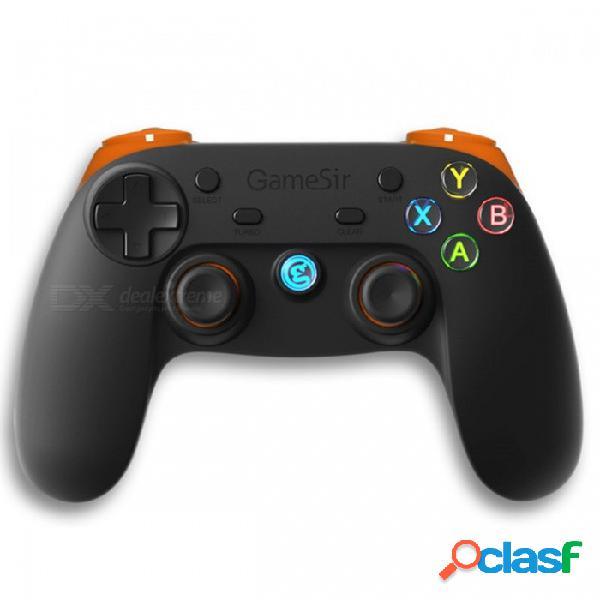 Gamesir g3s 2.4ghz joystick controlador de gamepad inalámbrico para ps3 android tableta tablet - naranja