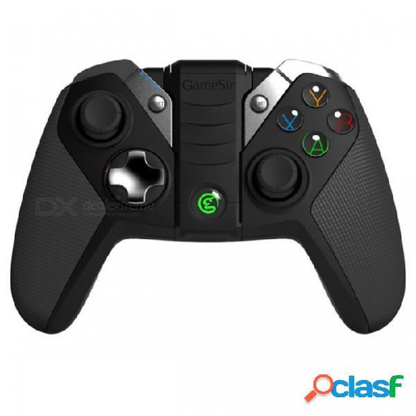 Gamesir g4s 2.4ghz controlador de gamepad inalámbrico bluetooth para teléfono inteligente android - negro