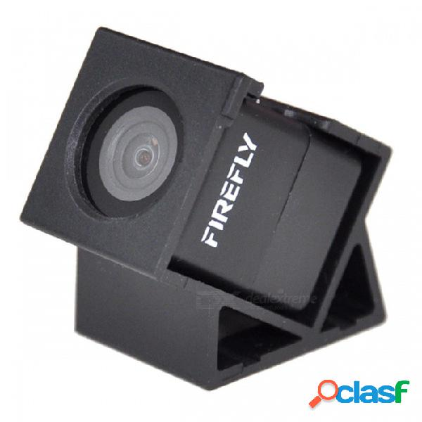 Hawk-eye firefly 160 grados hd 1080p fpv cámara de micro cámara mini dvr, micrófono incorporado - negro