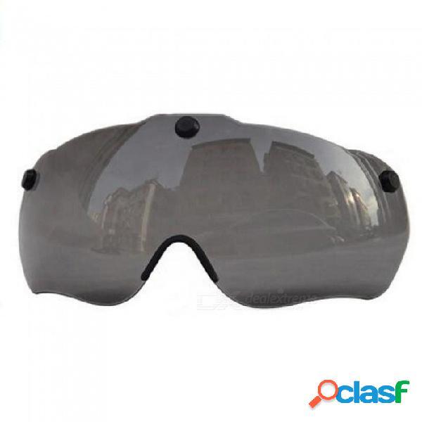 Gub 3 colores uv400 bicicleta bicicleta ciclismo casco gafas o gafas gafas ciclismo policarbonato género: unisex 65g blanco