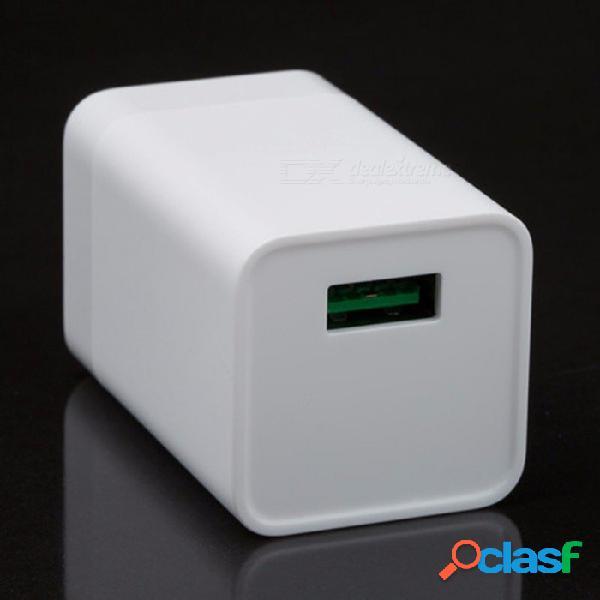 Cargador usb ee.uu. cargador de flash de alta potencia 20w cargador de teléfono móvil 5v 3.4a para oppo blanco / us