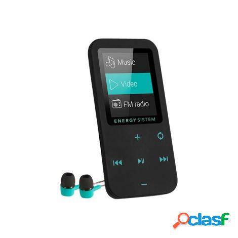 Reproductor portatil mp4 energy touch bluetooth 8gb mint