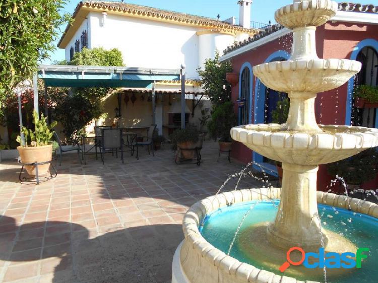 Villa san pedro playa
