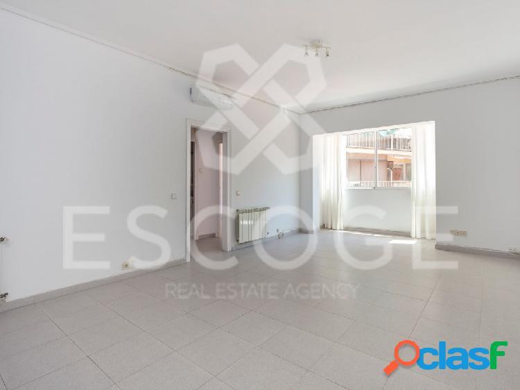 Piso de 2 habitaciones en Josep Tarradelles 2