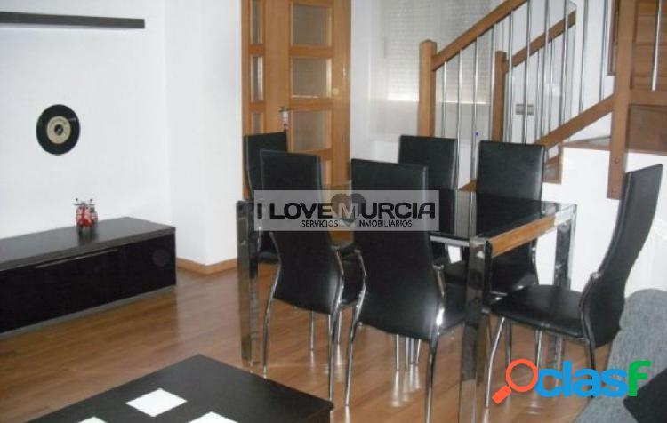 Ático duplex en venta en la ñora por 145 000€ con plaza de garaje contactar rosa 619674107
