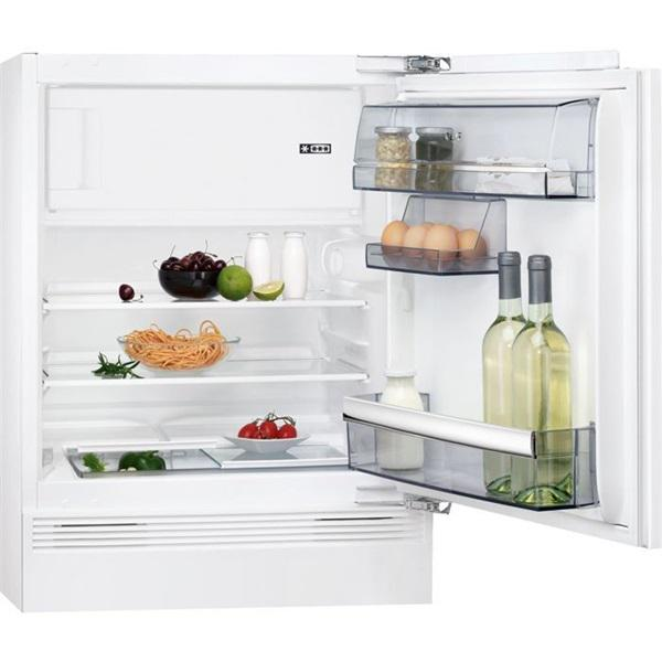 Aeg sfb58221af - frigorífico 82 cm bajo encimera blanco