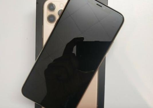 Apple iphone 11 pro max - 512gb - dorado
