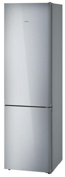 Bosch kgn39lm35 - frigorífico combinado de 203x60cm cristal