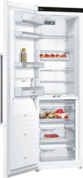 Bosch ksf36pw3p - frigorífico de 1 puerta a++ 186 x 60 cm