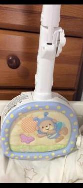 Carrusel y proyector de bebes