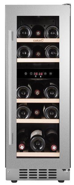 Cata 07701003 - vinoteca integrable vi 30017 x no frost 17