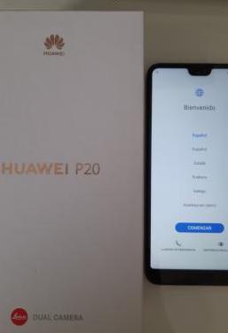 Huawei p20 128gb libre