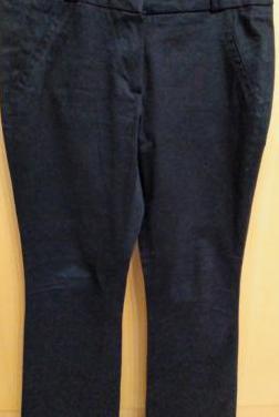 Pantalón azul marino talla 38 de camaieu
