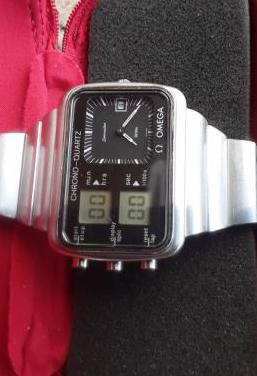 Reloj omega albatros crono.