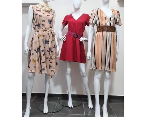 Stock firmado liu jo vestidos ropa de verano para mujer made