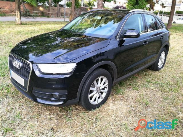 Audi Q3 2.0TDI Ambition quattro 1