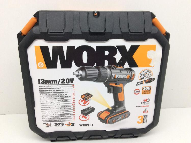 Taladro a bateria worx wx 371.1
