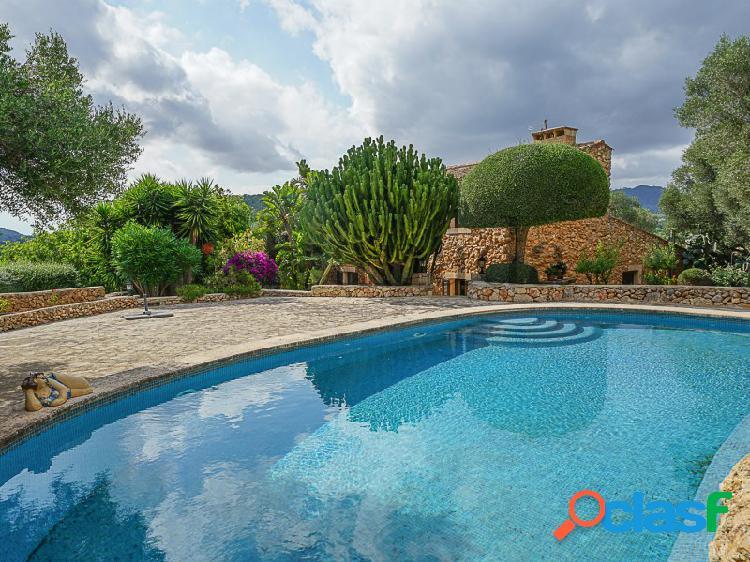 Visite esta espectacular villa en un lugar tranquilo de s'horta, felanitx