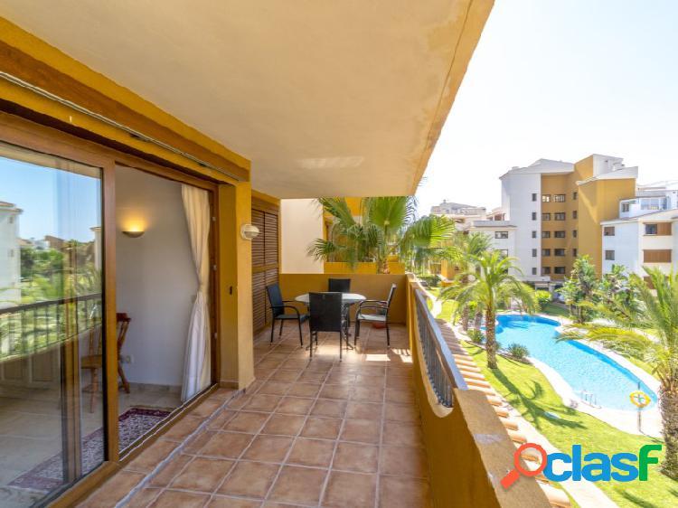 Soleado apartamento en residencial privado la entrada, punta prima