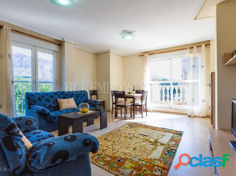Apartamento amueblado con garaje y trastero en venta en Denia 2