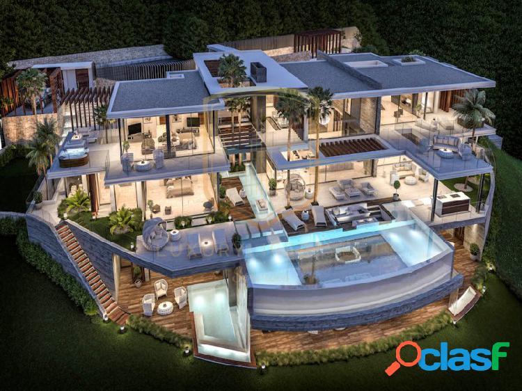 Impresionante villa contemporánea situada en la zagaleta