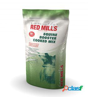 Red mills 16% equine booster cooked mix 20 kg 20 kg
