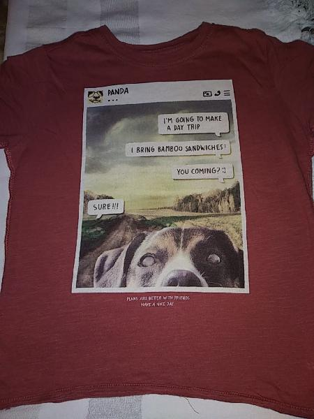 2€ x camiseta