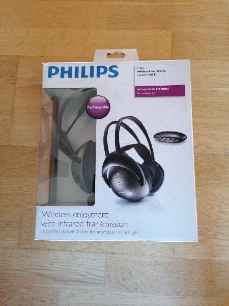 Auriculares philips inalambrico shc 2000