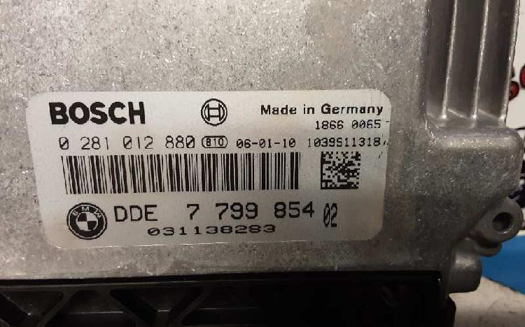 Centralita motor bmw serie e (e90) dde 7 799 854